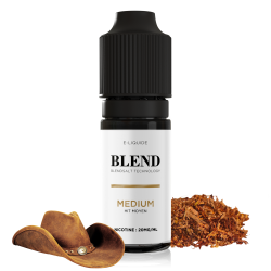 E-Liquide Medium Classique - Sels de Nicotine - Blend by The Fuu | 10ML