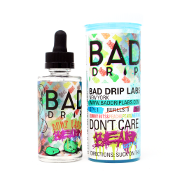 E-liquide Don't Care Bear Iced Out - Shortfill format - Bad Drip | 50ml