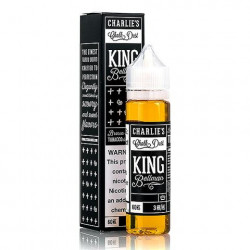 E-liquide King Bellman - Shortfill Format - Charlie's Chalk Dust | 50ML