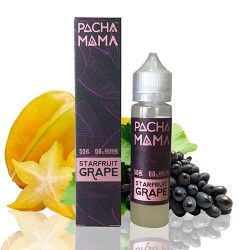 E-liquide Starfruit Grape - Pachamama - Shortfill Format - Charlie's Chalk Dust | 50ML