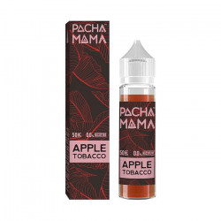 E-liquide Apple Tobacco - Pachamama - Shortfill Format - Charlie's Chalk Dust | 50ML