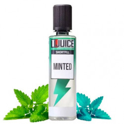 E-liquide Minted - Shortfill Format - T-Juice | 50ml