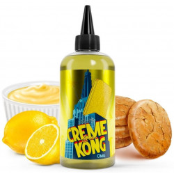 E-Liquide Lemon - Shortfill Format - Creme Kong by Joe's Juice | 200ml