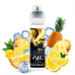 E-LIQUIDE PHOENIX - SHORTFILL FORMAT - ULTIMATE A&L | 50 ML