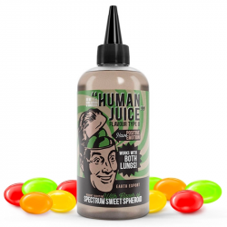 E-liquide Spectrum sweet spheroid - Shortfill format - Human Juice by Joe's Juice | 200 ml