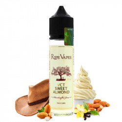 E-Liquide VCT Sweet Almond - Shortfill Format - Ripe Vapes | 50ml