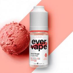E-Liquide Glace Rouge - Ever Vape | 10ml
