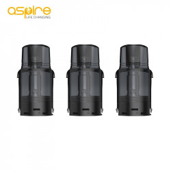 Cartouches Oby - Aspire | Pack x3
