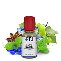 Concentré DIY Blue Bomb - T-juice | 10ml et 30ml