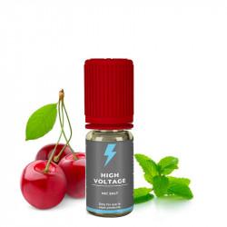 E-Liquide High Voltage - Sels de nicotine - T-juice | 10ml