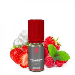 E-Liquide Strawberri - Sels de nicotine - T-juice | 10ml