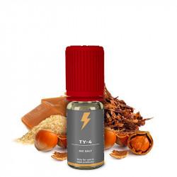 E-Liquide TY4 - Sels de nicotine - T-juice | 10ml