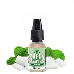 E-liquide Holy Ice - Green Vapes | 10ML