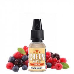 E-liquide Fruits Rouges - Green Vapes | 10ML