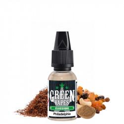 E-liquide Philadelphia - Green Vapes | 10ML