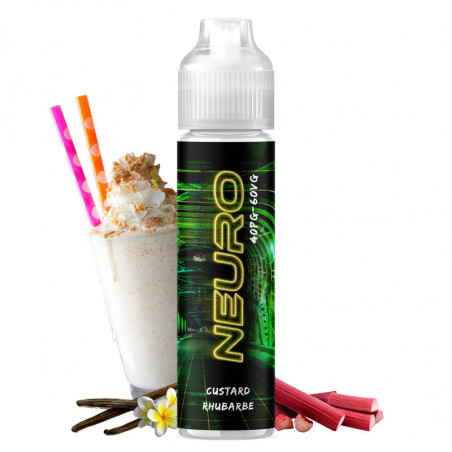 E-Liquide Neuro - Shortfill Format - Cyber Steam by The Fuu | 50ml