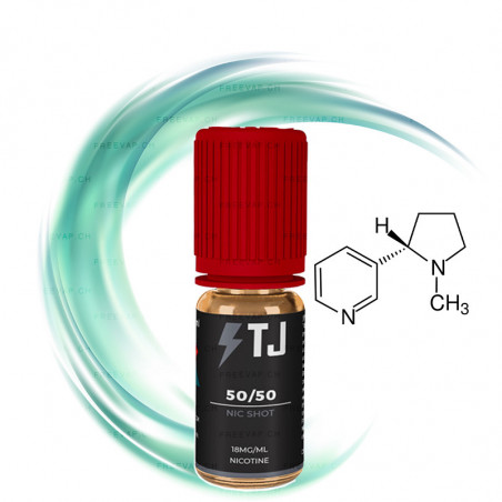 Booster nicotine by T-Juice (50% PG - 50% VG) | 10ml