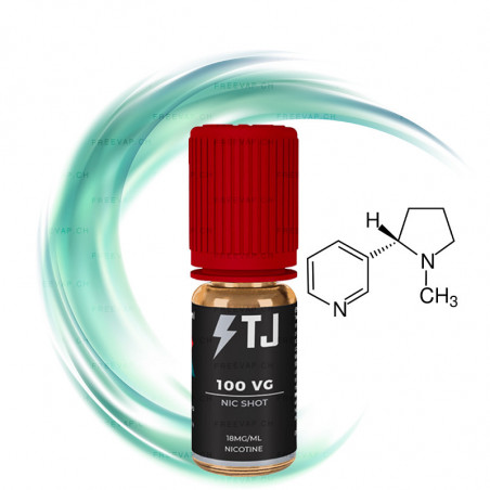 Booster nicotine by T-Juice (100% VG) | 10ml