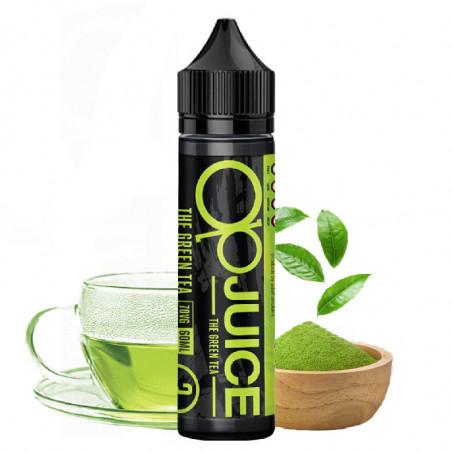 E-liquide The Green Tea - Shortfill format - OP Juice by Fcukin Flava | 50ml