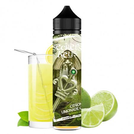 E-liquide Green Key - Shortfill format - Secret's Keys by Secret's Lab | 50 ml
